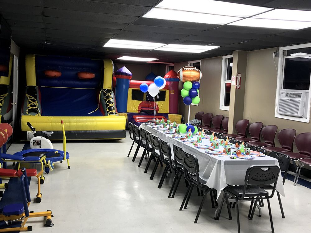 My Playce Family Fun Room Events