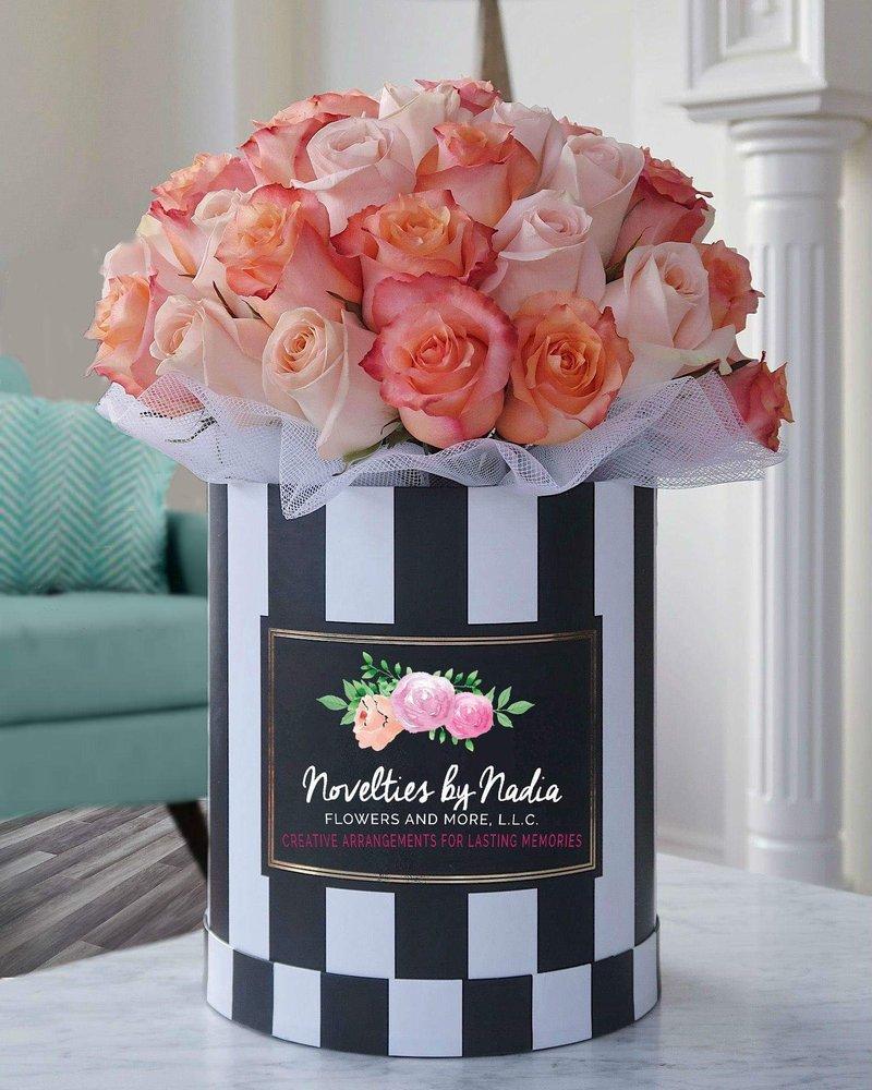 Novelties By Nadia Flowers And More: 1115 N Ronald Reagan Blvd, Longwood, FL