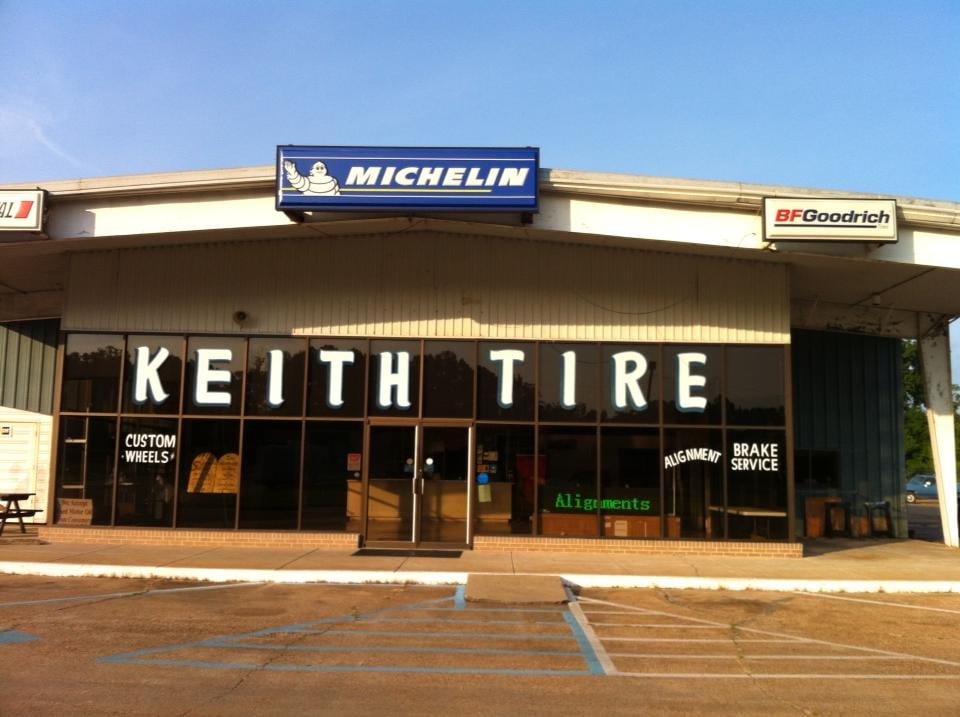 Keith's Tire & Auto Service: 158 Simpson Hwy 149, Magee, MS