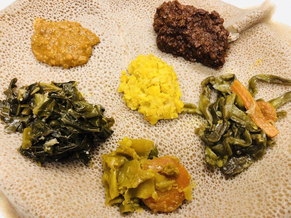Makeda Ethiopian Restaurant: 516A S Van Dorn St, Alexandria, VA