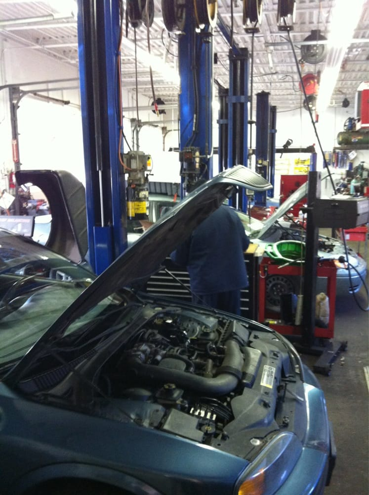 Jay S Auto Service Garages 5506 Baltimore National
