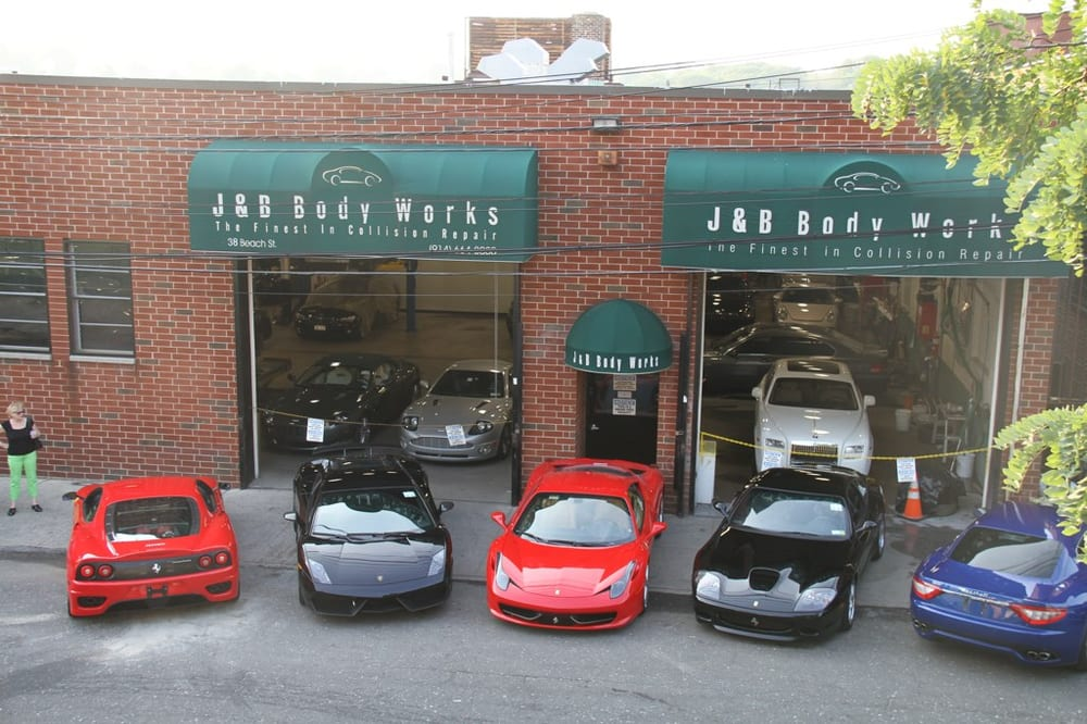 Auto Body Repair Near Me >> J & B Body Works - 17 Photos - Auto Repair - Mount Vernon ...
