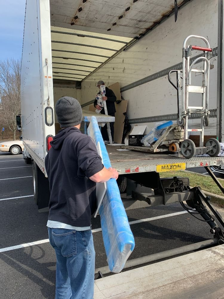 Mega Men Movers: Centreville, VA