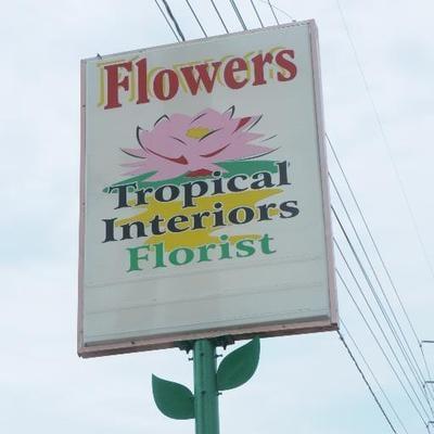 Tropical Interiors Florist: 1303 53rd Ave W, Bradenton, FL