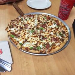 Pizza hut pryor ok
