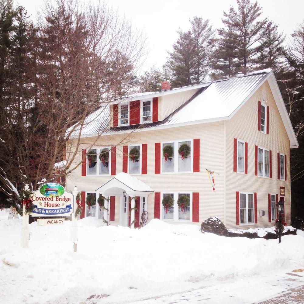 Covered Bridge House: 404 Rte 302, Glen, NH