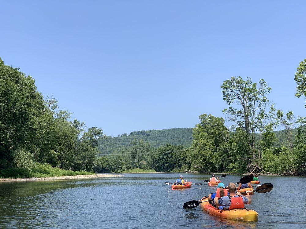 Vermont Canoe and Kayak: 4805 Vt Rt 15, Jeffersonville, VT