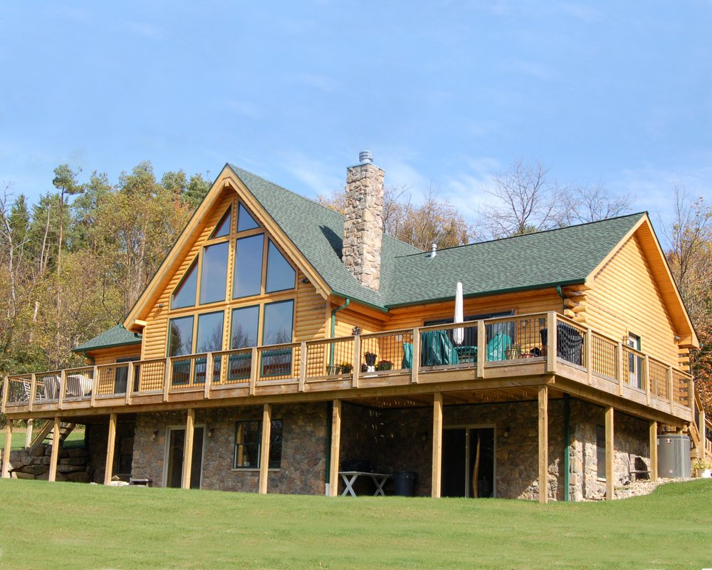 Cedar Direct Log Homes: 1501 Fox Chase Dr, Sewickley, PA
