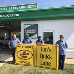 Jim S Quick Lube Oil Change Stations 857 Warren Dr