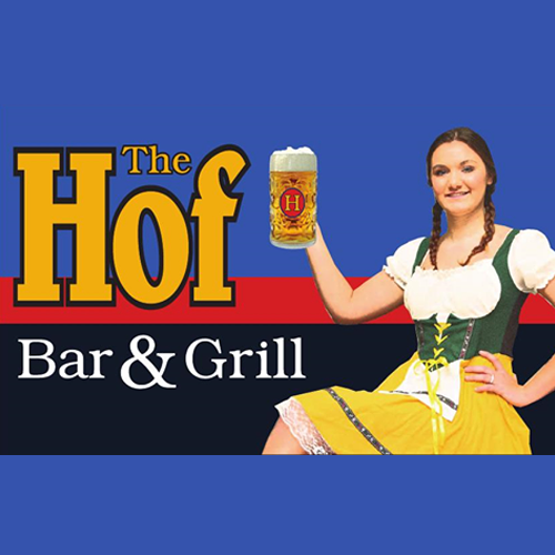 The Hof Bar & Grill: 3220 E Free Soil Rd, Free Soil, MI