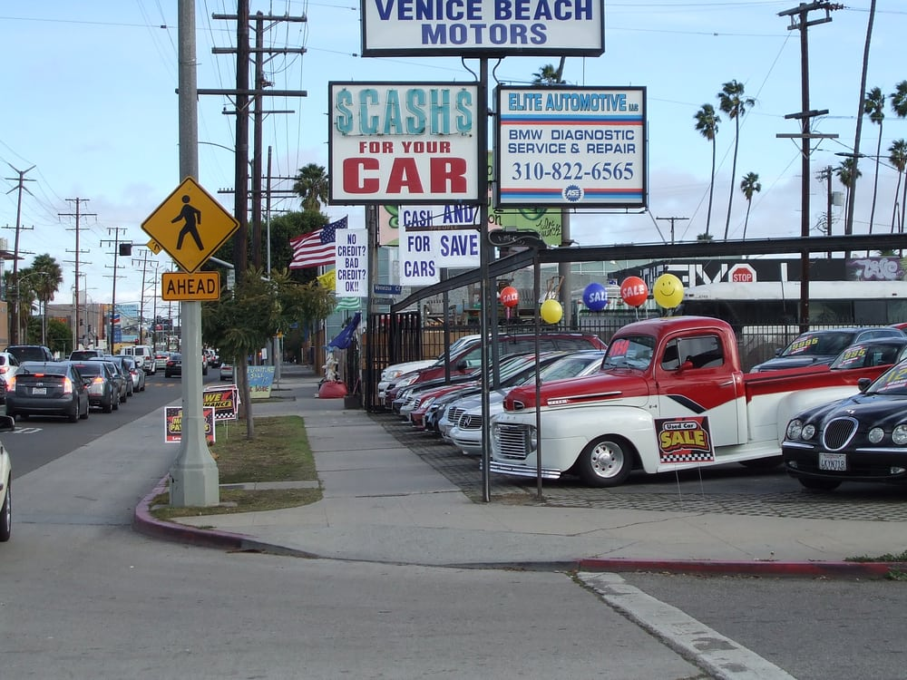 Venice Beach Motors - Car Dealers - 2101 S Lincoln Blvd, Venice ...