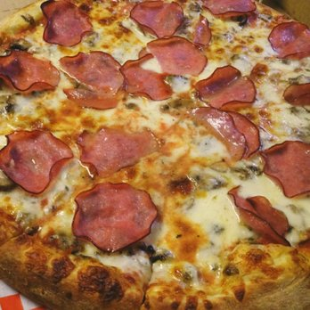 Cybelle S Pizza Daly City Menu