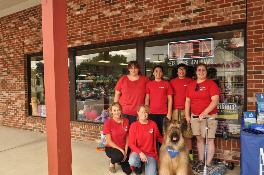 Pets Choice Food & Supplies: 454 Daniel Webster Hwy, Merrimack, NH