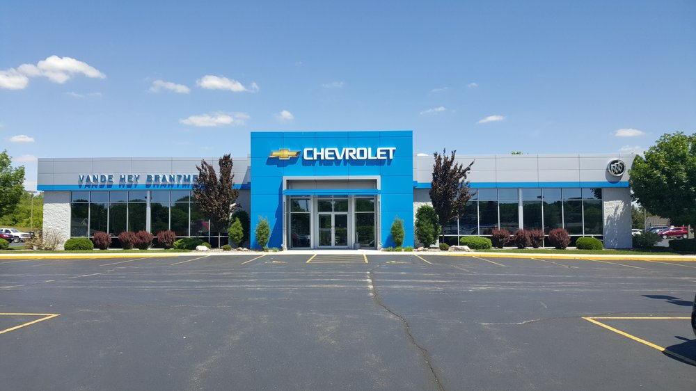 Vande Hey Brantmeier Chevrolet Buick: 614 N Madison St, Chilton, WI