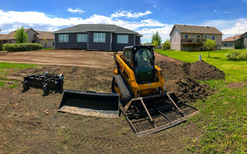 Black Iron Dirt And Demolition: 4633 Amber Valley Pkwy S, Fargo, ND