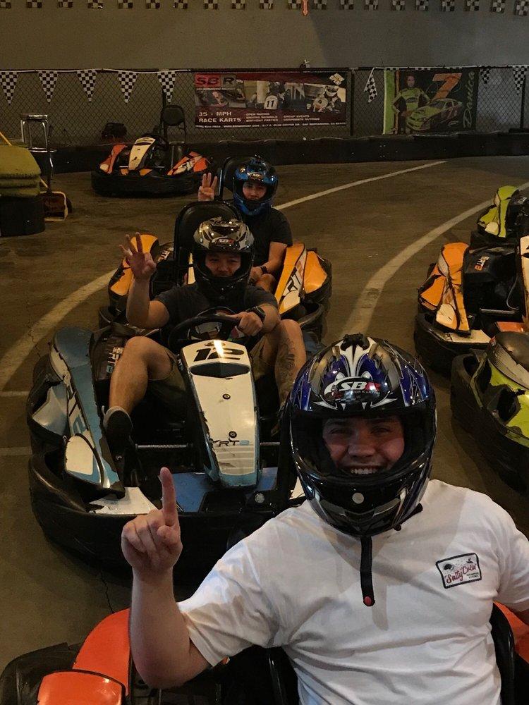 SB Raceway: 217 E Club Ctr Dr, San Bernardino, CA