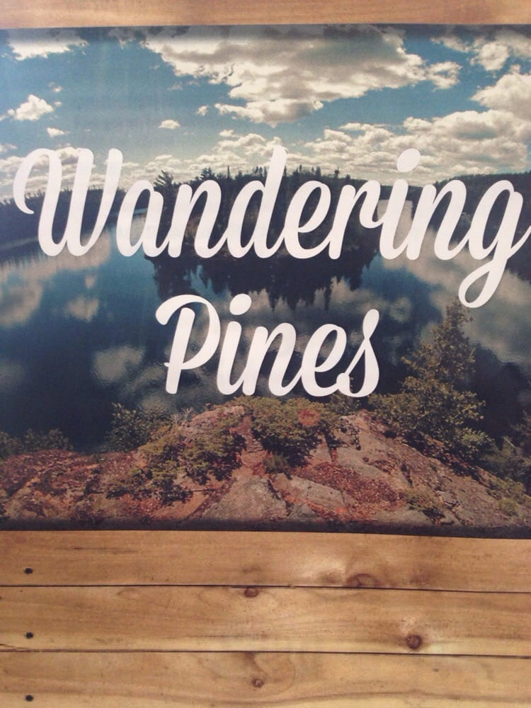 Wandering Pines Eatery & Pub: 501 N Broadway St, Gilbert, MN