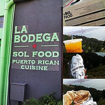 Sol Food La Bodega San Rafael Ca