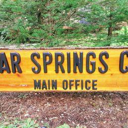 Photos for Cedar Springs Camp - Yelp