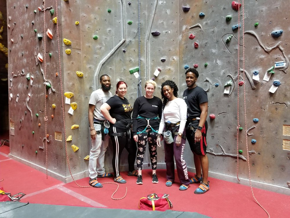Rockquest Climbing Center: 3475 E Kemper Rd, Cincinnati, OH
