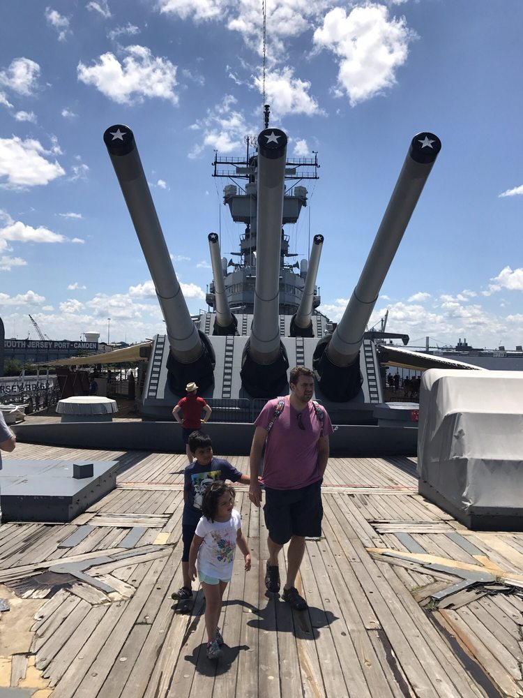 Battleship New Jersey: 62 Battleship Pl, Camden, NJ