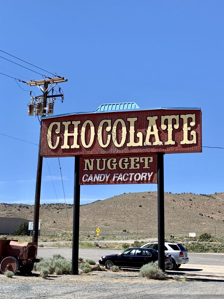 Chocolate Nugget Candy Factory