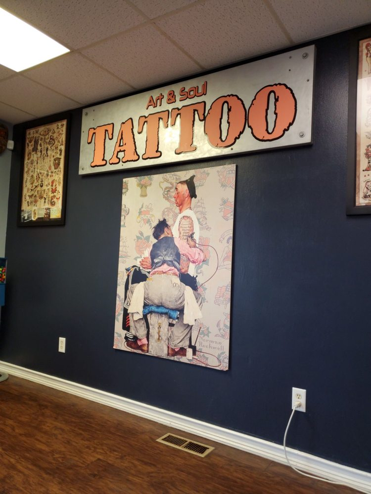 Art & Soul Tattoo: 6021 S Westnedge, Portage, MI