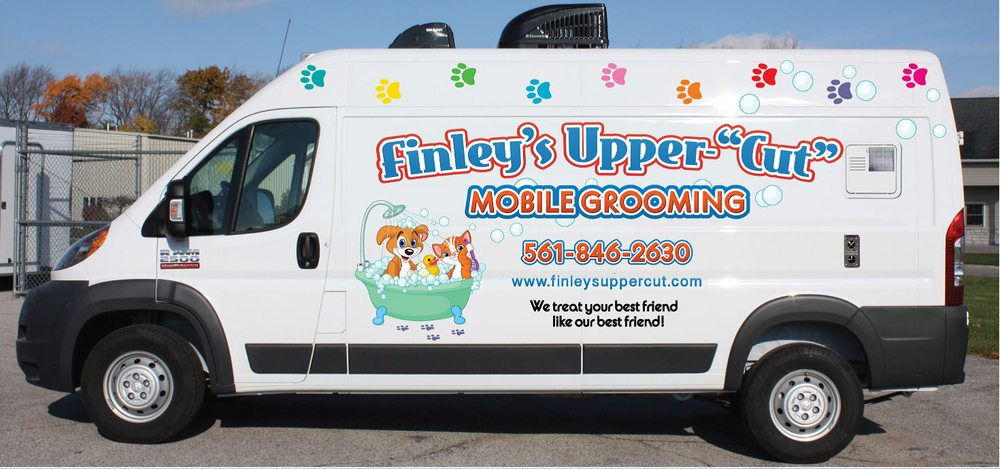Finley's Upper Cut Mobile Grooming