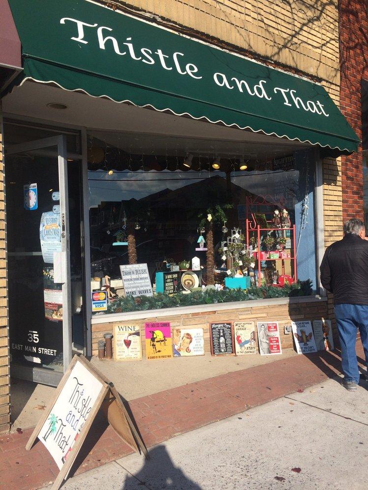 Thistle and That: 35 E Main St, Babylon, NY