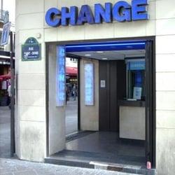 Ice international currency exchange bureau de change 9 rue berger ch telet les halles - Bureau de change paris 8 ...