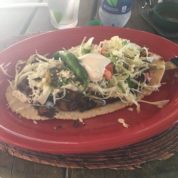 Photo Of Cascabel Mexican Patio   San Antonio, TX, United States. Huaraches  With