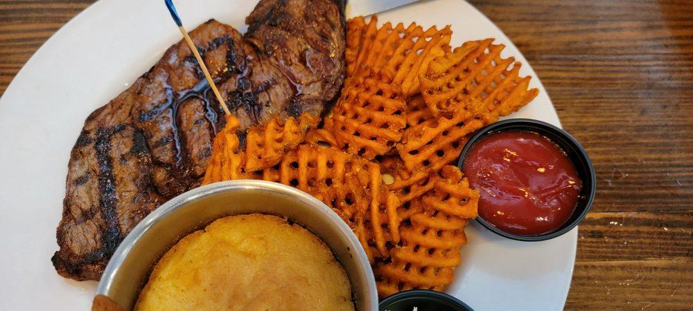 Cowboy Capital Grille: 301 4th Ave, Dodge City, KS