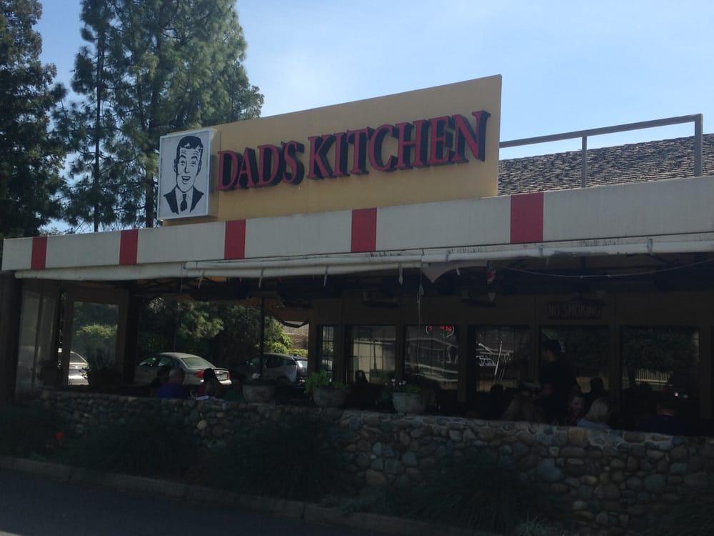 Dad S Kitchen Fair Oaks Menu