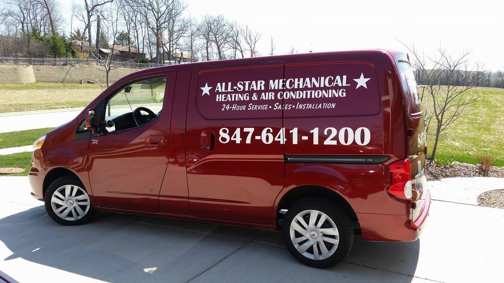 All-Star Mechanical Services: 14 Lake Vista Ct, Lake Villa, IL