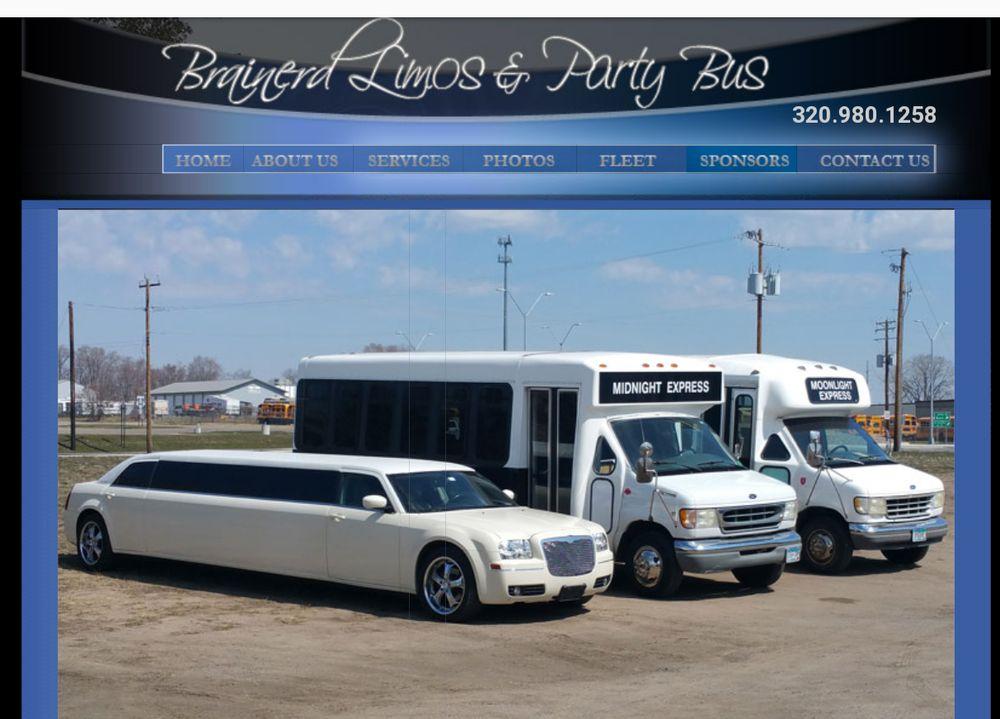 Brainerd Party Bus: Brainerd, MN