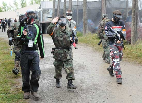 Splatterpark Paintball Games: 5560 County Road 109, Mount Gilead, OH
