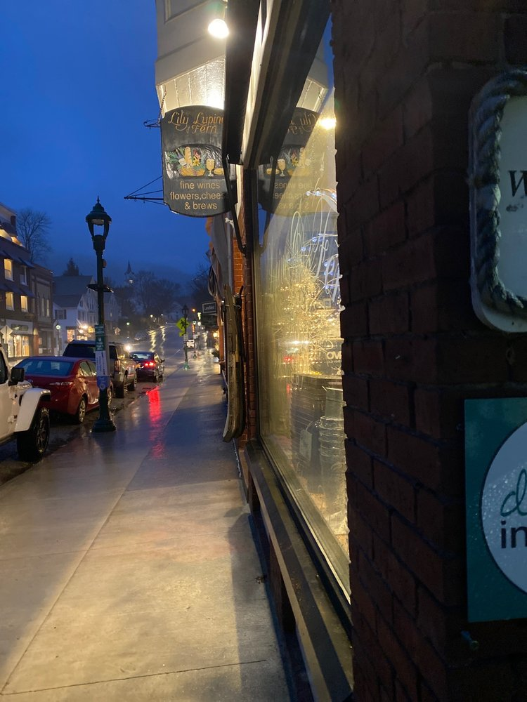 Lily Lupine & Fern: 11 Main St, Camden, ME