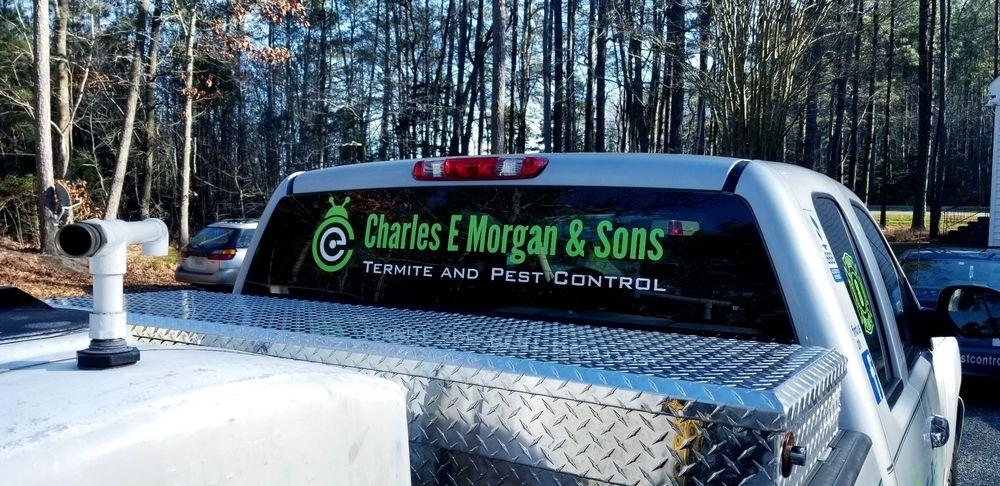Charles E Morgan & Sons: 127 Market St, Onancock, VA