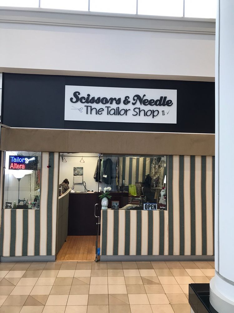 Scissors & Needle - Tailor Shop: 1819 Franklin Mills Cir, Philadelphia, PA
