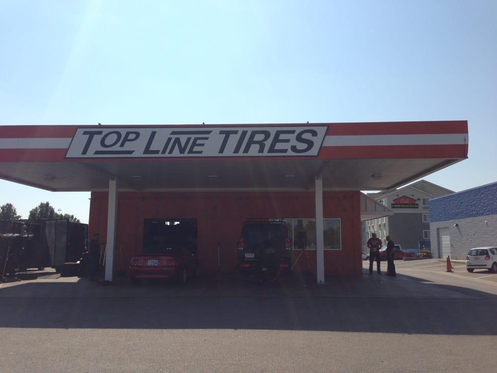 Topline Tires - Auto Repair - 8643 Madison Blvd, Madison ...
