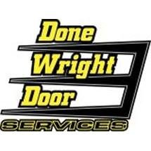Done Wright Door Services: 195 S Kimmel Rd, Clayton, OH