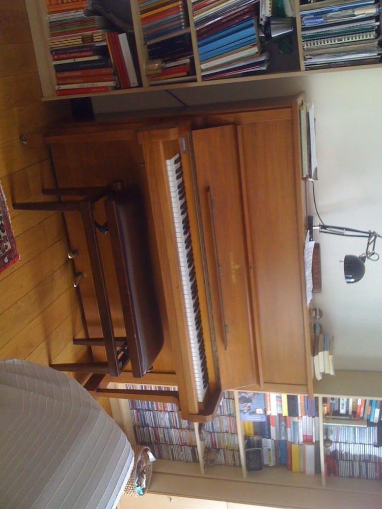 Cours De Piano Et Chant E.Benati