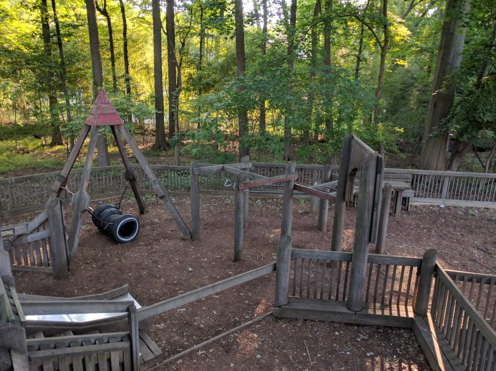 "Photo of Haworth Memorial Park ""Castle Park"" Playground - Haworth, NJ, United States"