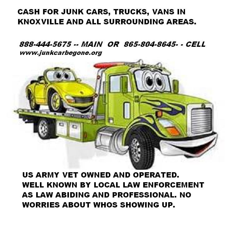 Junk Car Be Gone - 12 Photos - Junk Removal & Hauling - 101 Main St ...