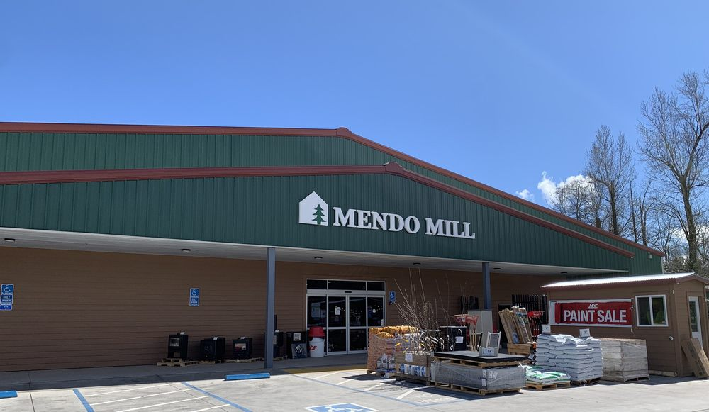 Ace Hardware-Mendo Mill & Lumber: 305 E Commercial St, Willits, CA