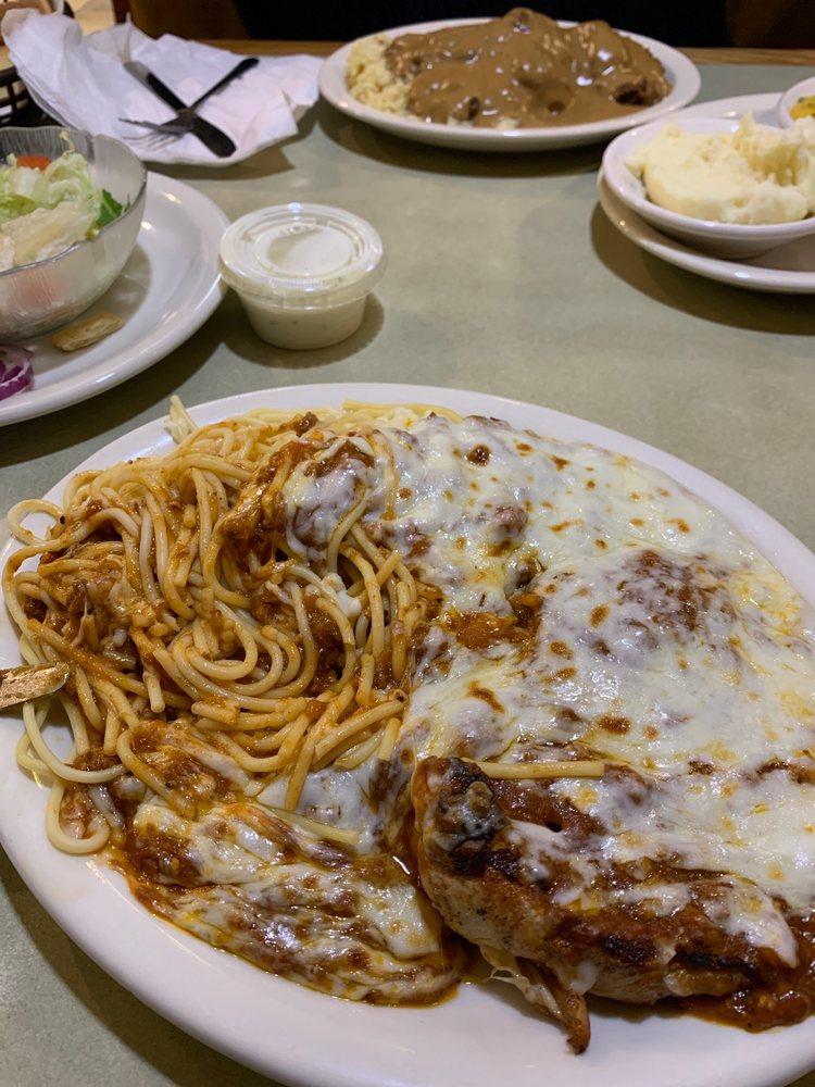 Steven's Restaurant: 11154 N Nc Hwy 150, Winston Salem, NC