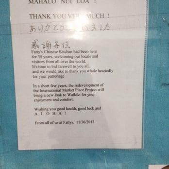 Fatty\'s Chinese Kitchen - CLOSED - 161 Photos & 240 Reviews ...