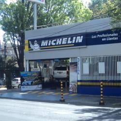 Servicio michelin acoxpa talleres mec nicos av acoxpa - Fachadas de talleres ...