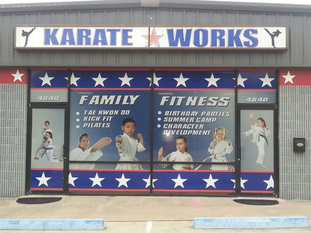 Karate Works: 4840 US 377, Benbrook, TX