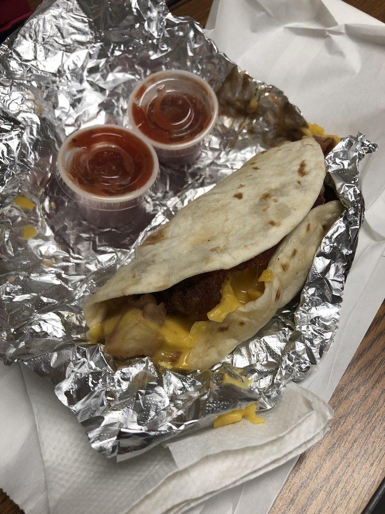 Taqueria Azteca De Oro: 404 S Main St, Elgin, TX